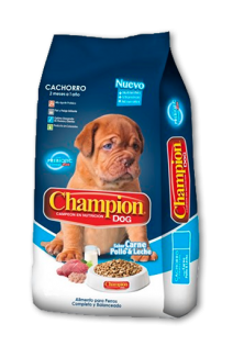 Champion Dog Cachorro 18 kilos