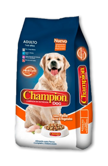 Champion Dog Pollo 18 kilos