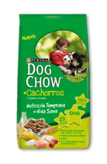 Purina Dog Chow cachorro 21 kilos